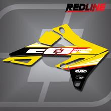 Suzuki Redline Shrouds