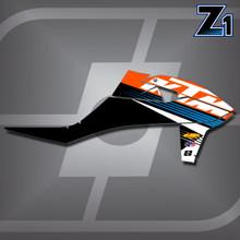 KTM Z1 Shrouds