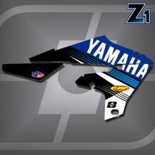 Yamaha Z1 Shrouds