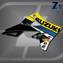 Suzuki Z1 Shrouds