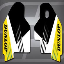 Suzuki Z1 Lower Forks