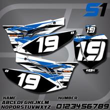 TM S1 Number Plates
