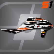 KTM S1 Shrouds