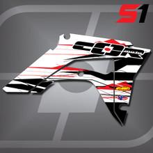 Honda S1 Shrouds