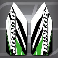 Kawasaki S1 Lower Forks
