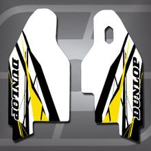 Suzuki S1 Lower Forks