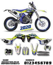 Sherco 2020 Factory Kit