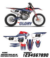 KTM Old Glory