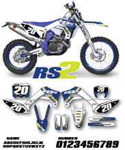 Sherco RS2 Kit