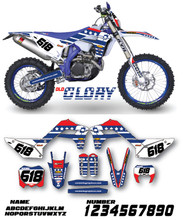 Sherco Old Glory Kit