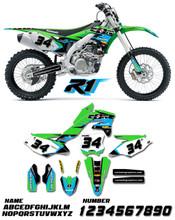 Kawasaki R1 Kit
