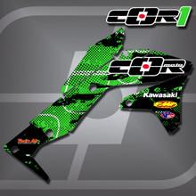 Kawasaki Cor1 Shrouds