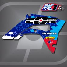 Honda K1 Shrouds