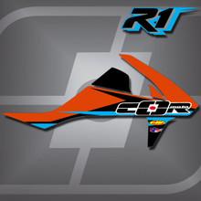 KTM R1 Shrouds