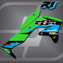 Kawasaki R1 Shrouds