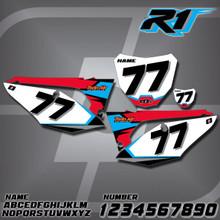 Honda R1 Number Plates