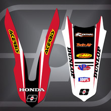 Honda D1 Fender Set
