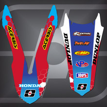 Honda K1 Fender Set