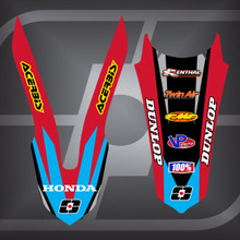 Honda R1 Fender Set
