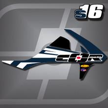 KTM S16 Shrouds