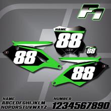 Kawasaki F1 Number Plates