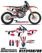 KTM American Kit