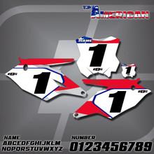 Kawasaki American Number Plates