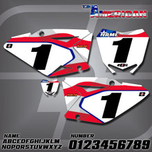 Suzuki American Number Plates
