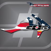 KTM American Shrouds