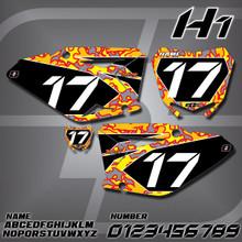 Suzuki H1 Number Plates