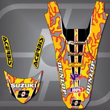 Suzuki H1 Fender Set