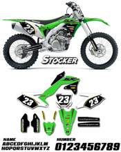 Kawasaki Stocker Kit