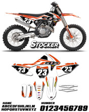 KTM Stocker Kit