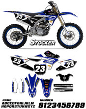 Yamaha Stocker Kit