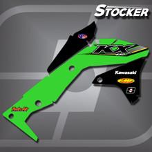 Kawasaki Stocker Shrouds