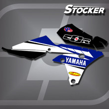 Yamaha Stocker Shrouds