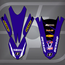Yamaha Stocker Fender Set