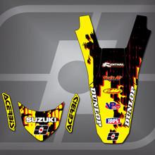 Suzuki T1 Fender Set