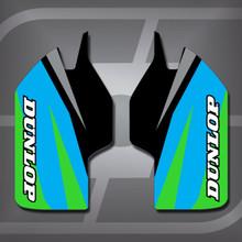 Kawasaki R1 Lower Forks