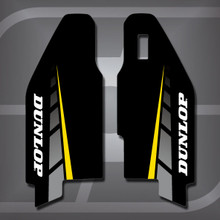 Suzuki Stocker Lower Forks