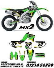 Kawasaki MX2 Kit