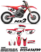 Honda MX2 Kit