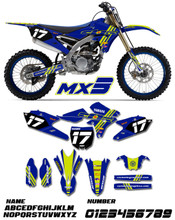 Yamaha MX3 Kit
