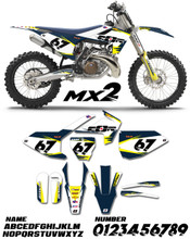 Husqvarna MX2 Kit