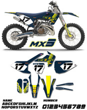 Husqvarna MX3 Kit