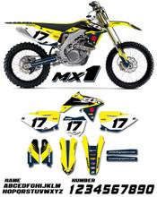 Suzuki MX1 Kit