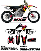 Suzuki MX3 Kit