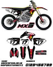 Suzuki MX3 Kit
