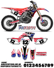 Honda Patriot Kit