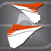KTM MX1 Airbox